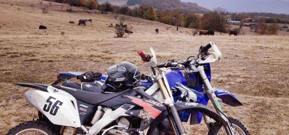 Motocross in Bulgaria