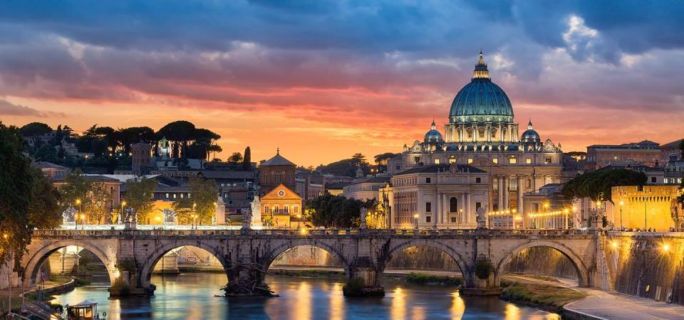 Рим – Майски празници