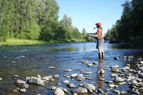 Риболовен туризъм