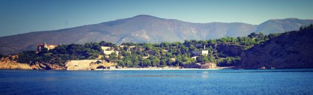 О-в Тасос – зеленият остров на Гърция