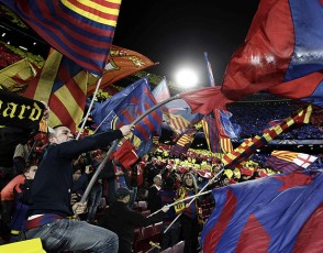 Футболни мачове в Испания
