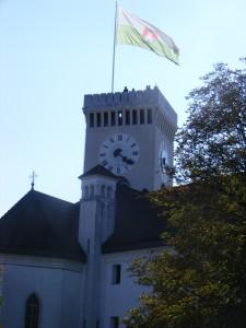 Замакът в Словения