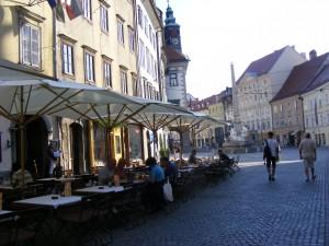 Градът, Словения