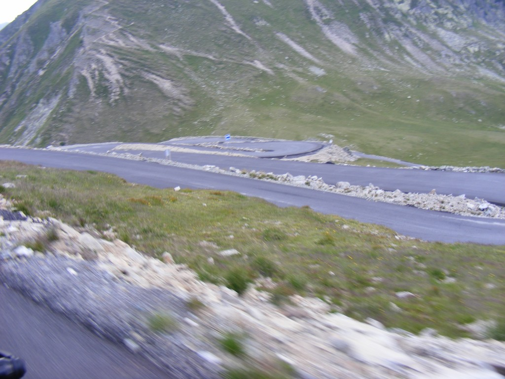 Пътят към върха на Карпатите