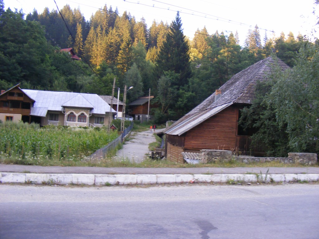 Селце в Карпатите