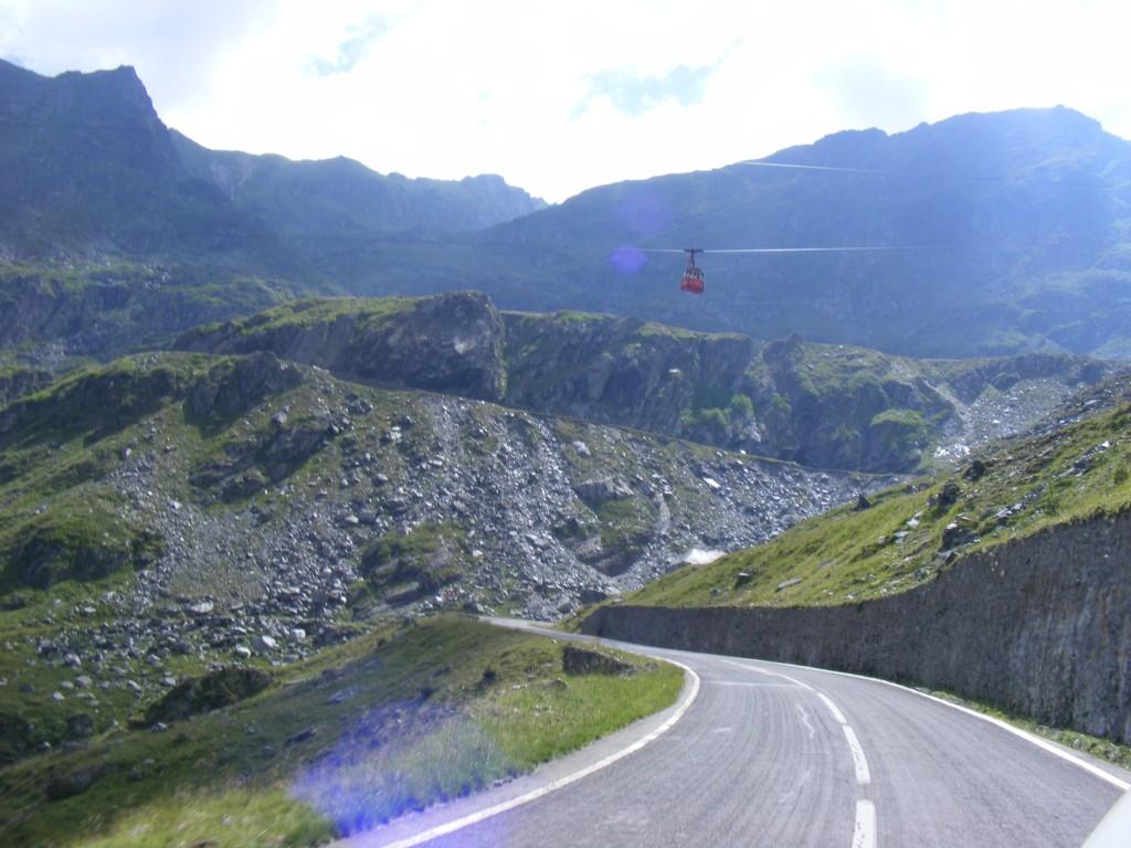 Проходът Трансфагараш