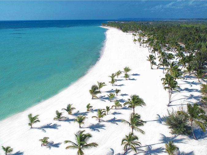 Плаж в Доминикана
