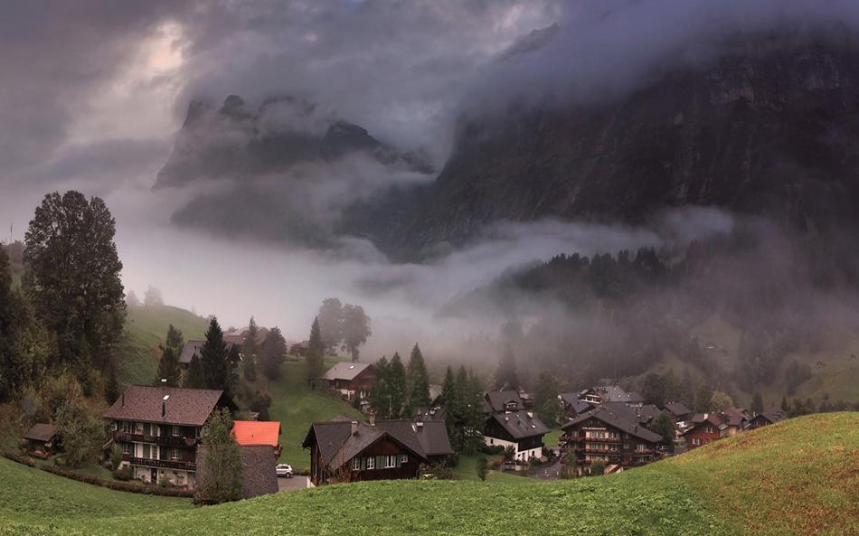 Гринделвалд, Швейцария