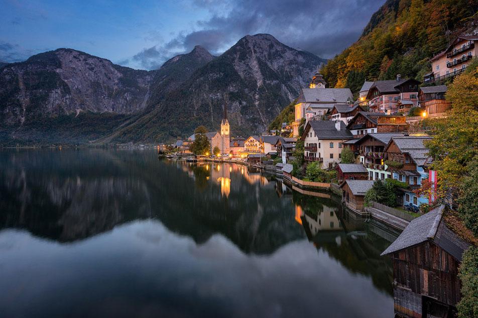 Халстат, Австрия