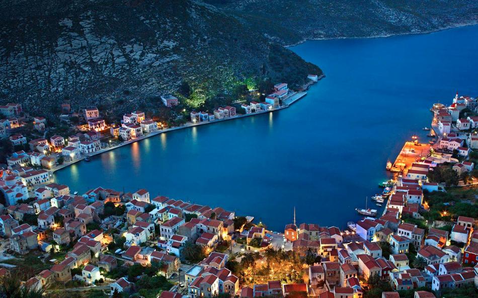 Остров Кастелоризо, Гърция