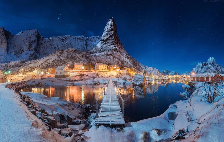 Сенжа, Норвегия