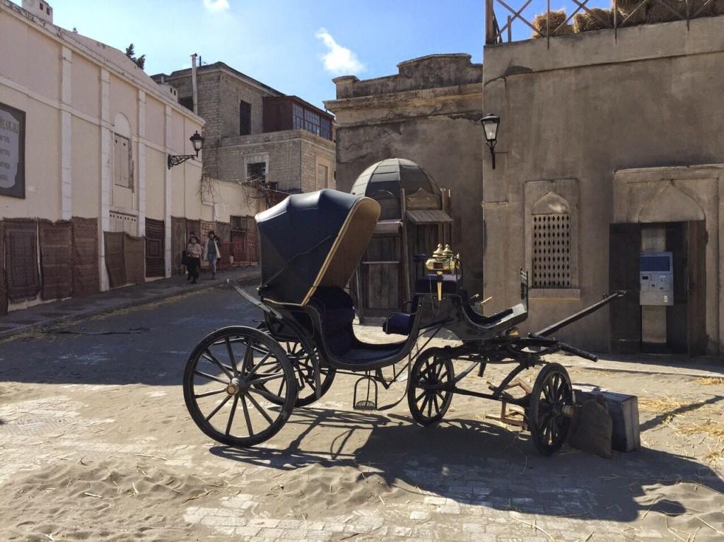 Старият град Баку