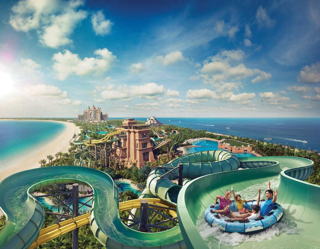 Воден Парк Adventure, Дубай