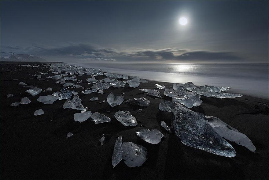 Йокулсарлон, Исландия