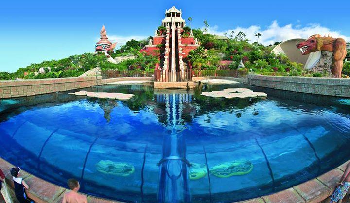 Воден парк Siam Park, Тенерифе
