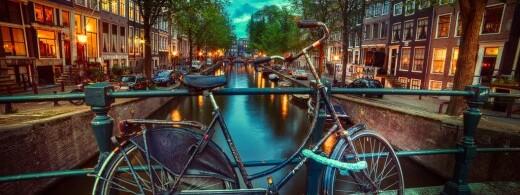 Градовете на велосипедистите