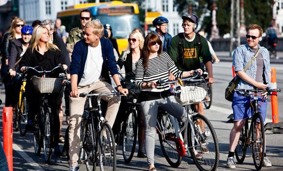 Колоездене в Дания