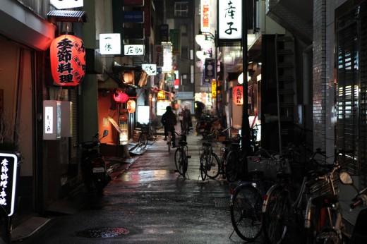 Колоездене в Токио