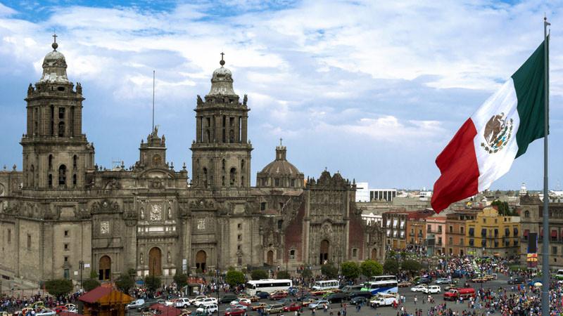 Мексико 2017