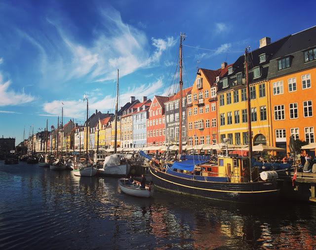 Каналите в Копенхаген