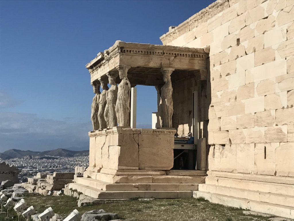 Храма на Нике и Ерехтиона