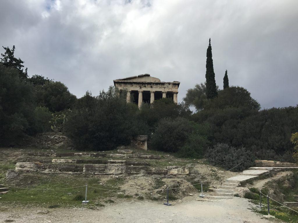 храма на Хефес