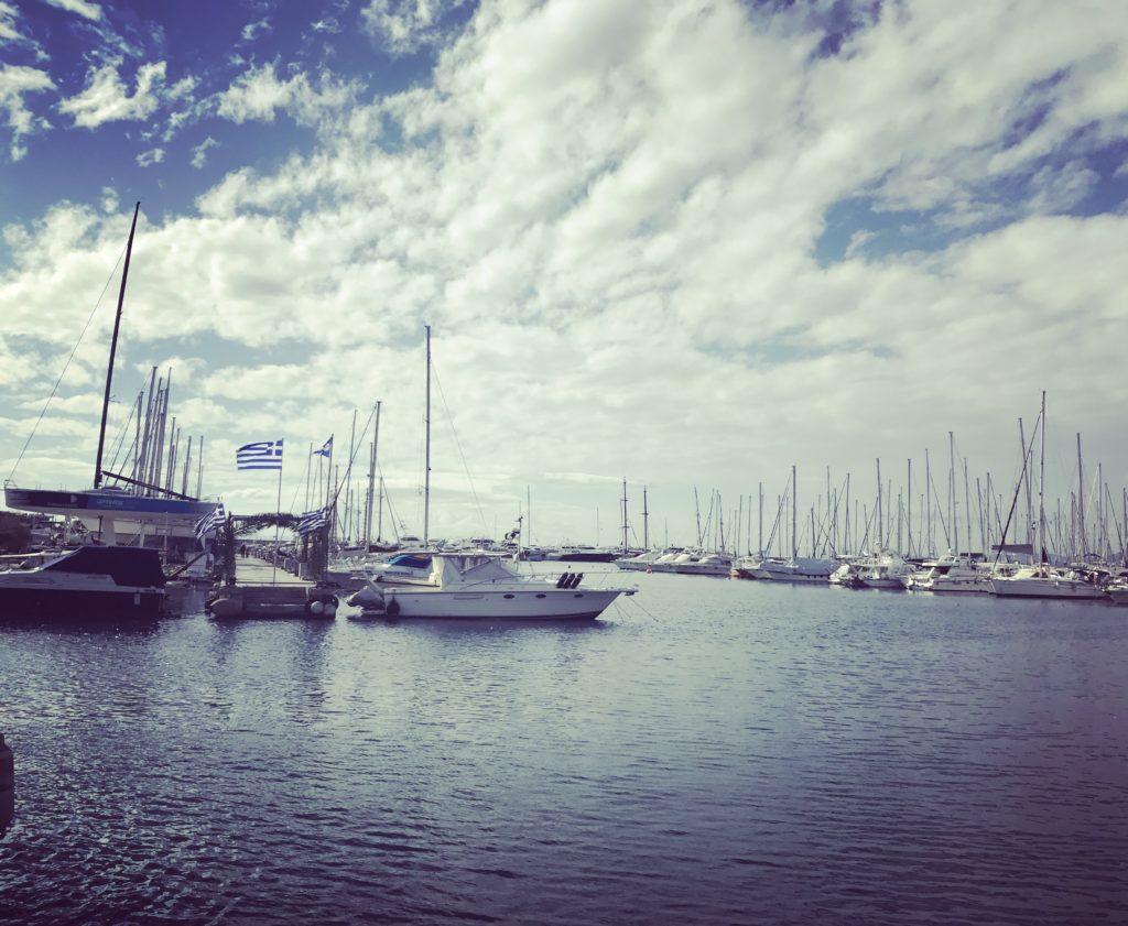 Flisvas Marina