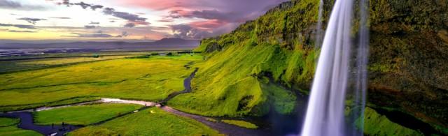 Исландия – страна от огън и лед