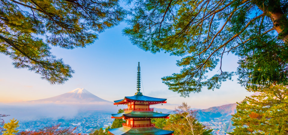 Обиколка на Япония